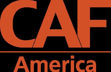 Logo CAF - America