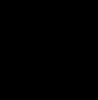Ícone de um desenho com linhas, quatro mãos se sobrepõem e se unem.