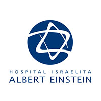 Logo hospital israelita - albert einstein.