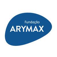 Logo fundação arymax.