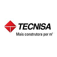 Logo Tecnisa - mais construtora por m2