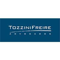 Logo Tozzini Freire advogados.