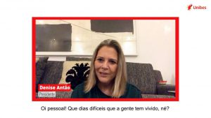 Denise Antão, presidente da Unibes