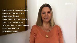 Denise Antão presidente da Unibes