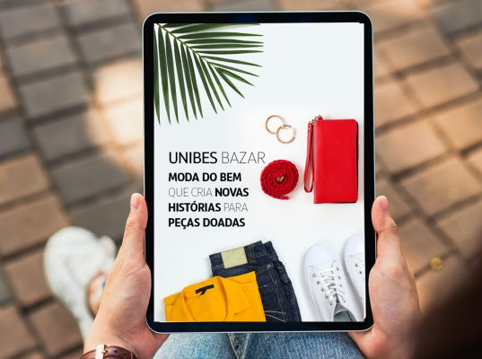Unibes Bazar lança loja virtual
